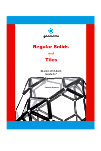 Book-Regular Solids and Tiles